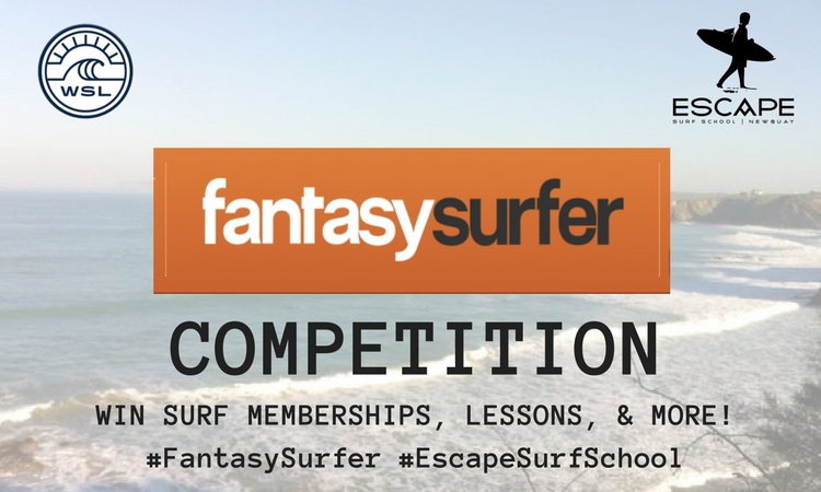 Fantasy Surfer Competition Escape Surf School