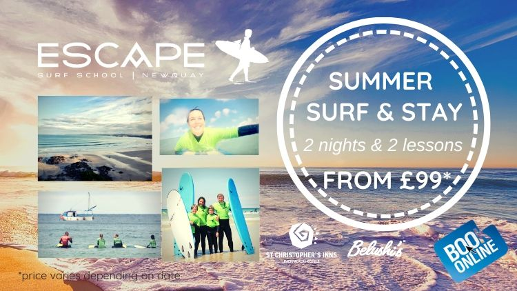 Summer Surf Stay