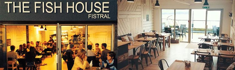 Restaurants cafes in newquay escape surf school for The fish house restaurant