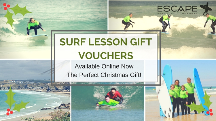We offer Gift vouchers for all our surf lesson packages, including Private and Group Surf Lessons